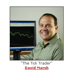 Day Trading Guru David Marsh Launches New Web Site, Offers E-Mini Trading Course