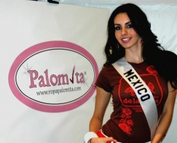 LicenZing's Palomita® Brand Worn Around the World