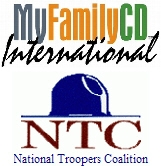 Executive Board and Membership of the National Troopers Coalition Overwhelmingly Approves My Family CD Safe Kids, Adults and Pets Card ID Program