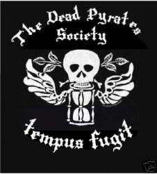 The Dead Pyates Society to Auction Title of Their Debut Album on Ebay