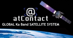 ATCONTACT COMMUNICATIONS Collaborates with ViaSat on Consumer Satellite Broadband Project