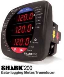 Electro Industries Introduces Shark® 200 Meter
