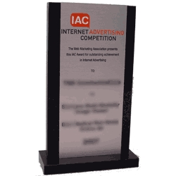 First Light Net Wins Two IAC Awards for Online Advertising