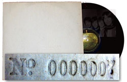 Very Rare Beatles White Album Number 00000007 Going Under the Hammer at Cameo Auctioneers on 4th March 2008