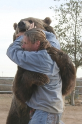 Rocky, the Wrestling Grizzly, Featured in Will Ferrell's New Movie