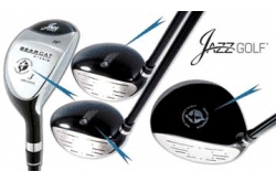 Personalized Laser Inscribed Golf Clubs from Jazz Golf