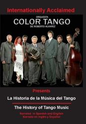 Color Tango Musicality Seminar