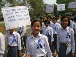 End Malaria – Blue Ribbon Clubs Initiated by Indian Leader with Educational Goals, Partnerships and Empowering Messages