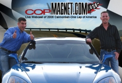 CopMagnet.com Cannonball Run Live Webcast