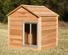 CedarWoodDogHouses.com, a Renown Hand-Crafted Cedar Wood Dog Houses Supplier, Reveals the Importance of Outdoor Dog Houses