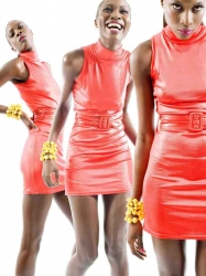 Dji Dieng - Supermodel Awarded with