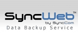 SyncWeb Data Backup Service Launches First White Label Backup Service