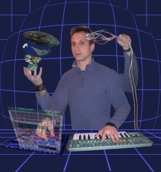 Recording Artist-Physicist in Chicago's Field of Electronic/Dance Music, Labo_Labs [Cristian Huepe], Releases Blue Line through Loud Dust Recordings