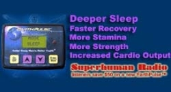 Sleep is Most Important Factor in Achieving Peak Athletic Performance