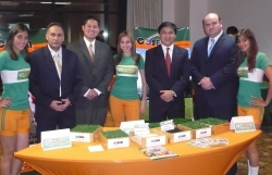 National Press Conference in Honduras Highlights Growing Trend Towards Artificial Turf