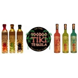 Voodoo Tiki Tequila Partners with Admiral Imports