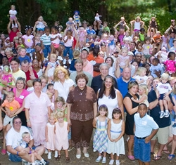 2007 Advanced Fertility Baby Reunion a Big Success