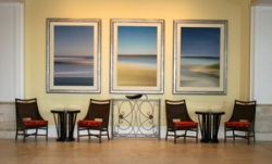 HG Art and Framing Consultants Completes Artwork for the Sandpearl Resort