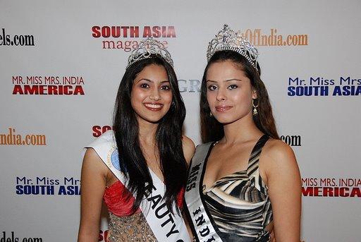Sharanya Mukhopadhyay Is Crowned Quot Miss South Asia 2008