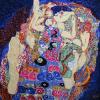 Square Scarves: Famous Artists' Inspire Women's Square Scarfs