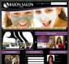 Bajon Salon Announces New Interactive Website - Streaming Video and Audio Hallmark Features