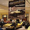 Historical Astronaut Corvette Displayed at the Corvette Chevy Expo - Dallas Market Hall