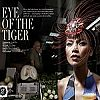 Eye of the Tiger: Fashion Affair Magazine by New York Commercial Fashion Photographer Steven Paul