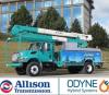Odyne Hybrid System Endorsed for Allison 3000™ and 4000™ Series