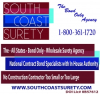 South Coast Surety Published Results from Customer Survey