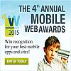 Best Mobile Web Sites and Best Mobile Apps of 2015 to be Named by Web Marketing Association