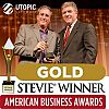 """Utopic Software's Persystent Suite Wins 2015 Gold """"Stevie®"""" for Innovative Self-Healing PC Technology at American Business Awards"""