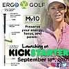 Gain an Edge with the Mv10 from Ergo Golf; Announcing an Exciting New Golf Product Designed to Eliminate the No. 1 Cause of Golf Injuries
