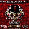 Endless Night Vampire Ball Announced: Halloween Weekend, October 27th, 28th, & 29th in New Orleans