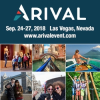 Arival is the Marketing & Technology Conference for Tours, Activities & Attractions