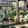 Now on Kickstarter: Spring in Sakuragaoka, an Original Work of Art by Award-Winning Kick-Heart Anime Background Artist, AYMRC