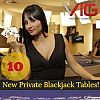 Visionary iGaming Opens 10 New Private Blackjack Tables