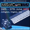 SMi Release 10 Key Reasons to Attend and Preliminary Attendee List for MilSatCom USA 2019
