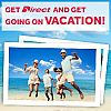 """Direct Auto Insurance Launches """"Get Going Vacation Sweepstakes"""" to Give Away Two Vacation Packages"""