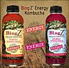 "Bing Beverage Company (""BING"") of Denver, Colorado, Maker of Bing® Caffeinated Juices and Bing Z™ Organic Kombuchas, Launching New ""Energy Kombuchas"""