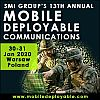 Regional CIS Experts to Present at Mobile Deployable Communications 2020