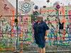 SoHo, NYC Artist Wendy R. Friedman's Evolving Outdoor Art Exhibition