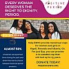 Black Women's Health Imperative Launches Positive Period! Campaign to Address Menstrual Product Insecurities in Georgia and Africa