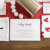 Newly Cultivated Valentine's Party Invitations from BasicInvite.com