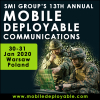 3 Weeks Until Mobile Deployable Communications Conference Returns to Warsaw