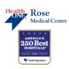 Rose Medical Center Named One of Healthgrades 2020 America's 250 Best Hospitals