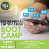 Social Media Management and Marketing Certification Boot Camp Class Being Offered by CEO, Michelle Hummel from Web Strategy Plus in Miami Florida
