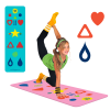 Chi Universe, a Wellness Start Up Company, Has an Amazon Best Seller That Helps Kids and Parents Gain Focus for Homeschool with a Yoga Mat & Game