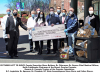 The  Cassata Family Donates 1000 N95 Facemasks, 100 Meals and $15,000  to  Huntington Hospital