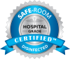 """Hotel and Cruise Line Guests Can Now """"Break the Seal"""" and Stay with Confidence with SAFE-ROOM CERTIFIED(TM)"""