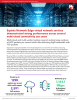 Principled Technologies Releases Study Showing UDP and TCP Performance in Several Use Cases for Equinix Network Edge Virtual Network Services in a Multi-Cloud Deployment